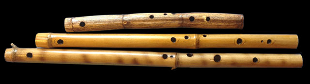 photo of flutes